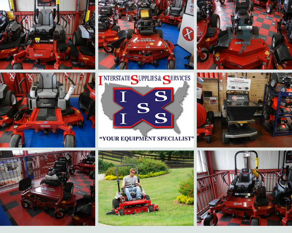 Our Exmark Mower collection