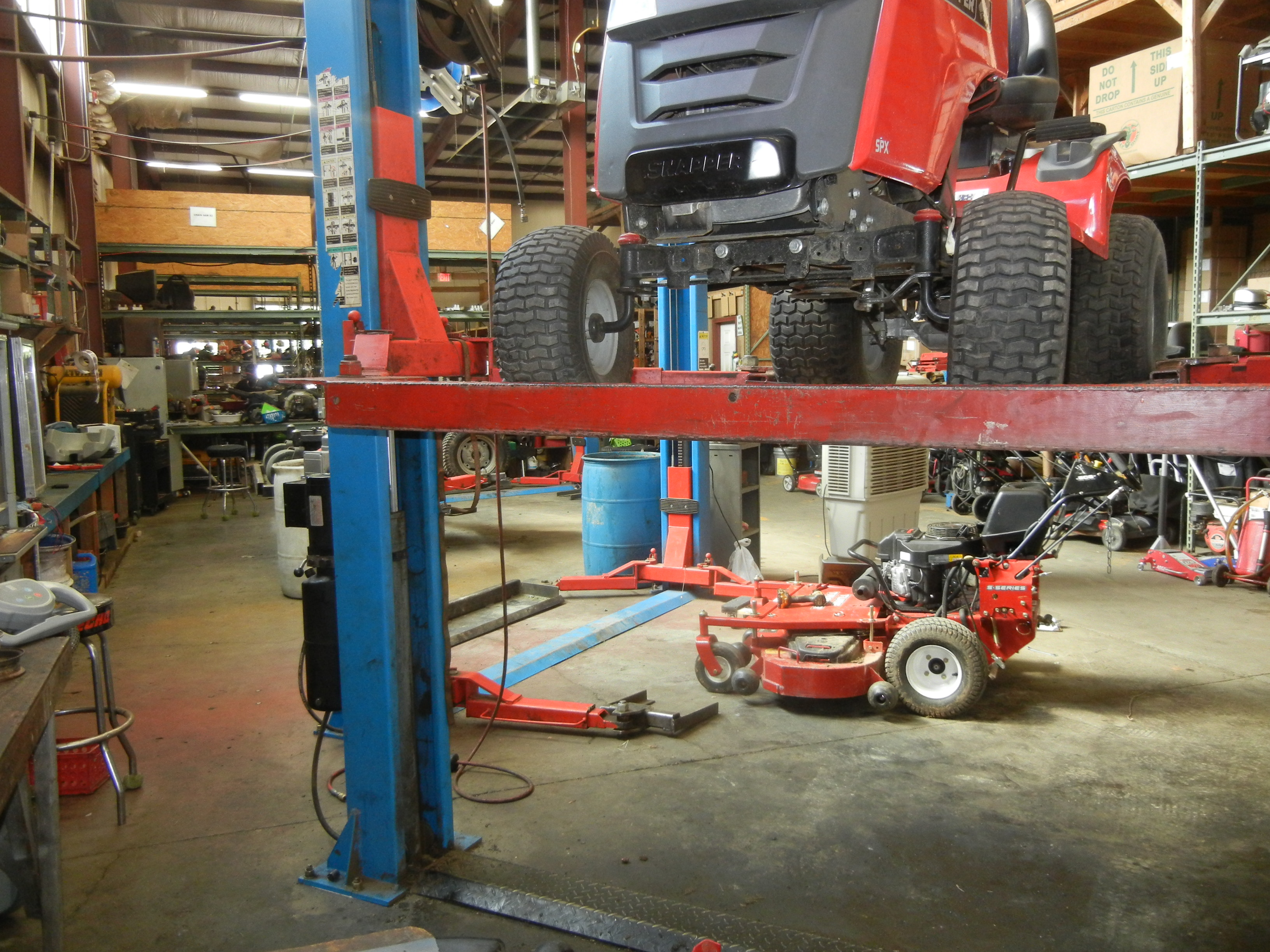 Our Charlotte NC Small Engine Repair Service Center Is Fast And Efficient