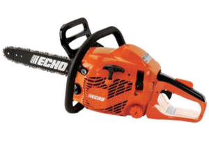Echo CS 310 chainsaw is a great homeowner chainsaw with safety features and easy start